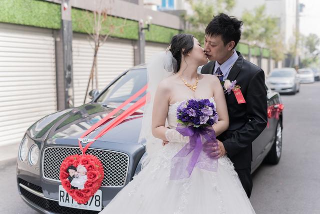 台南商務會館|裕成&雅蓮|結婚|