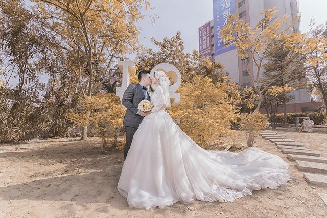 台南轉角藝術 |Hisu&Teresa|結婚