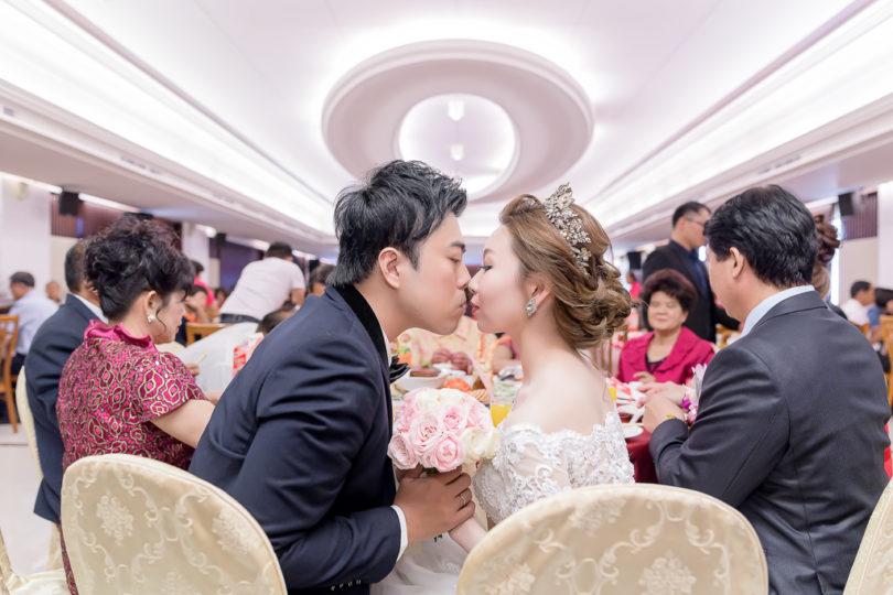 台南新萬香|俊盛&憶雯|結婚