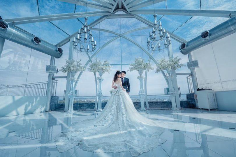 台中球愛物語|小進&彥如|結婚